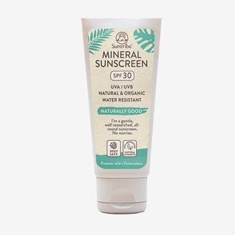 Mineral Body & Face Sunscreen SPF 30 100 ml